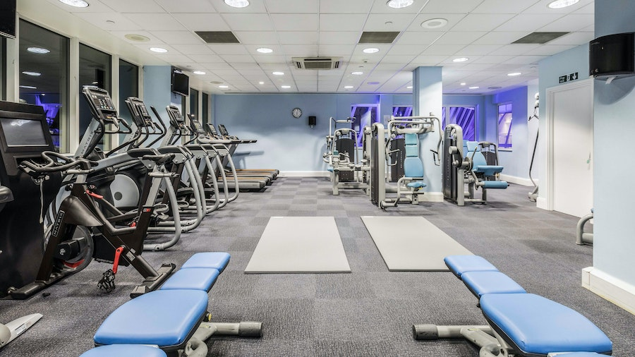 Grand Harbour Hotel - Gym
