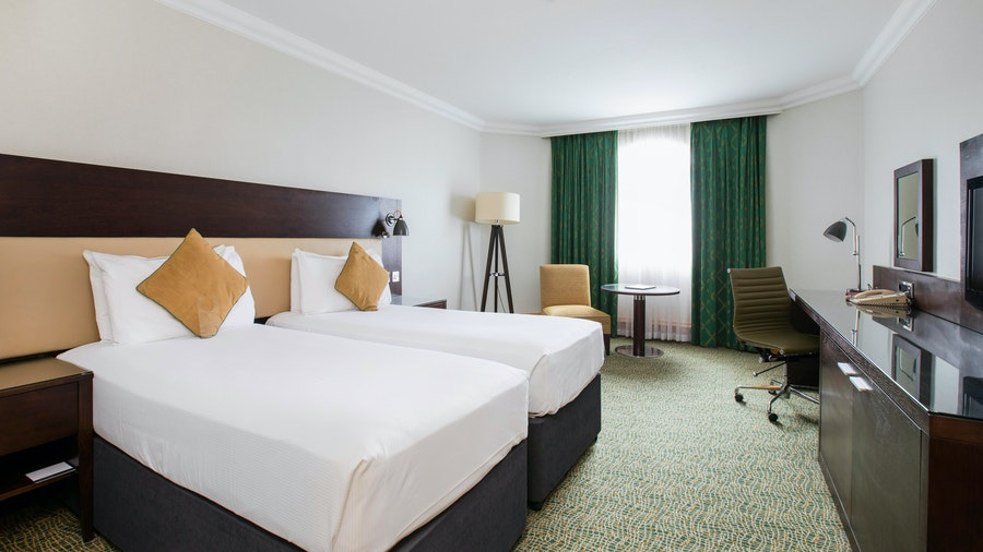 Rooms at the Grand Harbour Hotel Southhampton – near Paultons Park