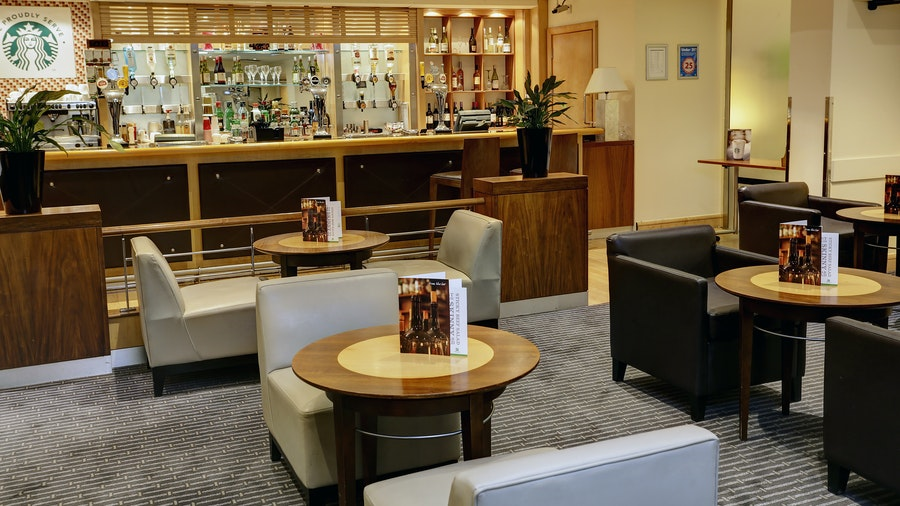 Holiday Inn Eastleigh - bar