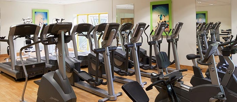 Holiday Inn Eastleigh - gym