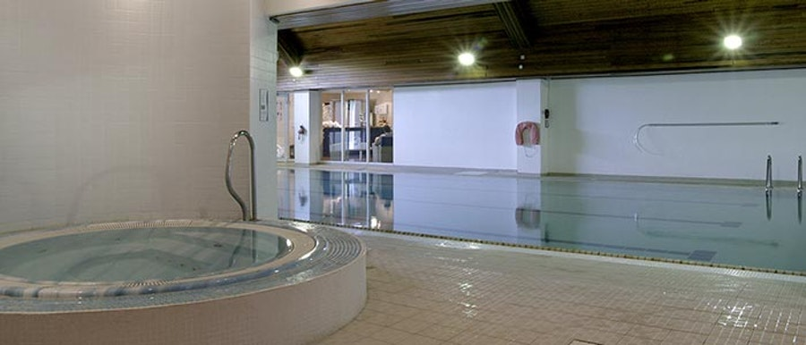 Holiday Inn Fareham - jacuzzi