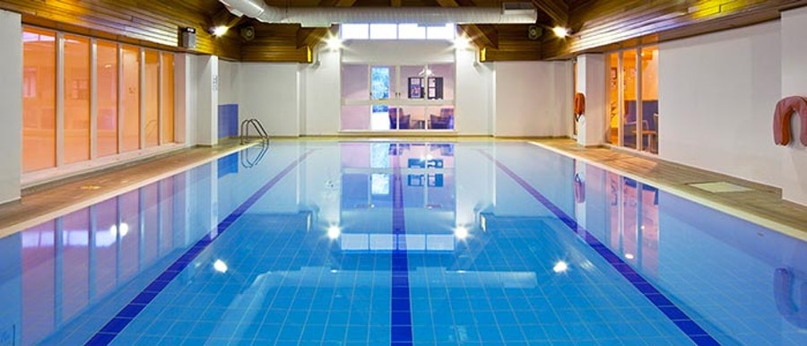 Holiday Inn Fareham - swimming pool