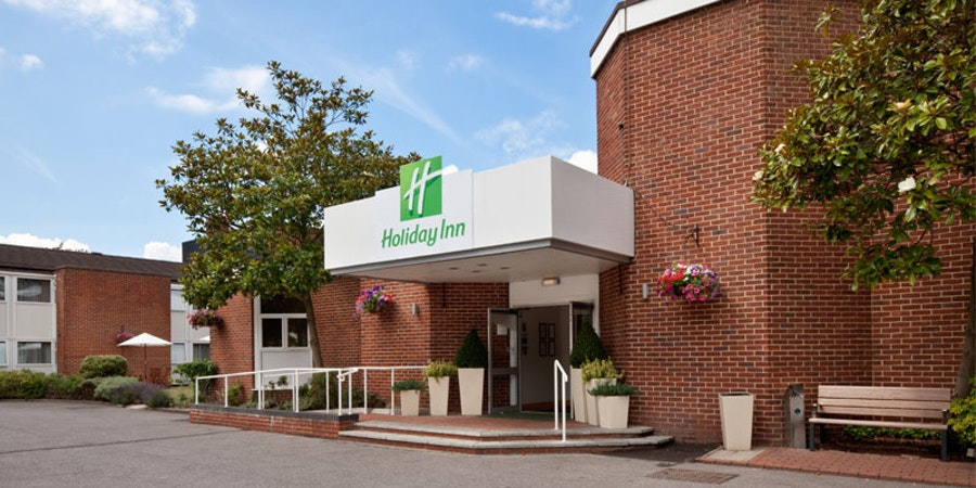 Holiday Inn Basingstoke - near Paultons Park and Peppa Pig World