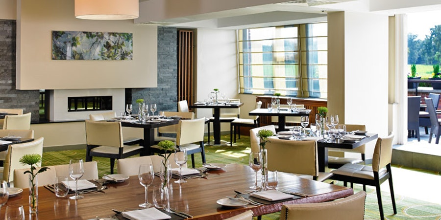 Marriott Meon Valley Restaurant Menu