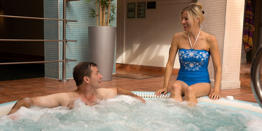 Meon Valley Hotel & Country Club Southampton - jacuzzi