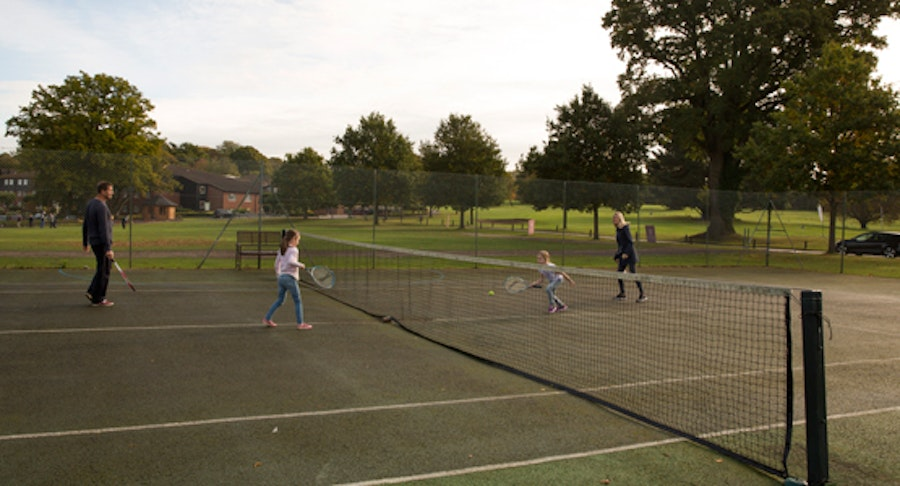 Meon Valley Hotel & Country Club Southampton - tennis