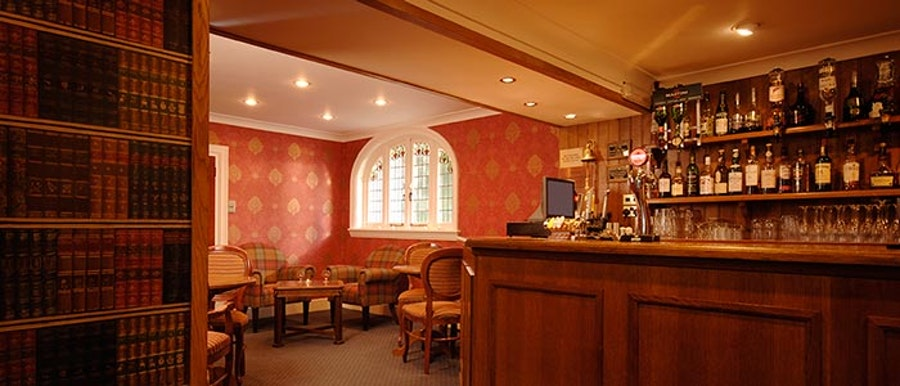 Moorhill House - bar