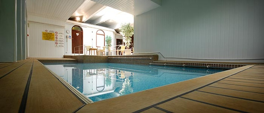 Moorhill House - swimming pool