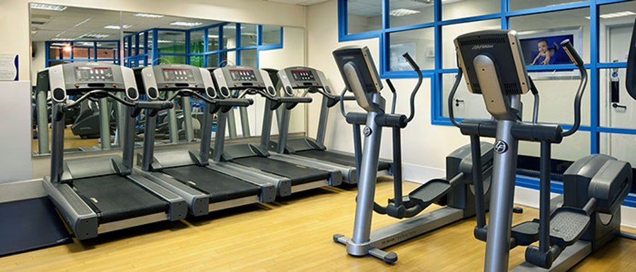 Holiday Inn Southampton - gym